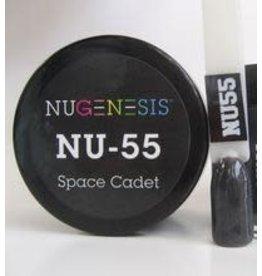 NuGenesis NUGENESIS  Space Cadet - Nail Dipping Color Powder 43g NU 55