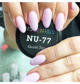 NuGenesis NUGENESIS Quiet Time - Nail Dipping Color Powder 43g NU 77