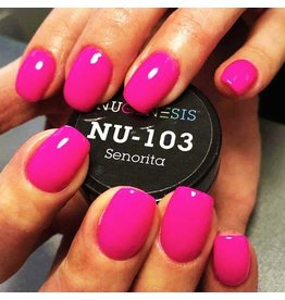 NuGenesis NUGENESIS Senorita - Nail Dipping Color Powder 43g NU 103