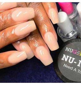 NuGenesis NUGENESIS Need A Tan - Nail Dipping Color Powder 43g NU 123