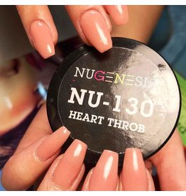 NuGenesis NUGENESIS Heart Throb - Nail Dipping Color Powder 43g NU 130