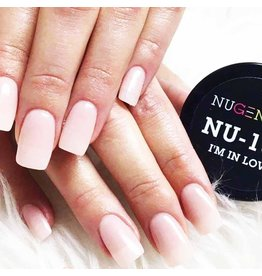 NuGenesis NUGENESIS I'm In Love - Nail Dipping Color Powder 43g NU 150