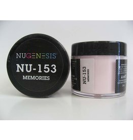 NuGenesis NUGENESIS Memories - Nail Dipping Color Powder 43g NU 153