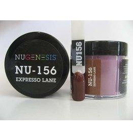 NuGenesis NUGENESIS - Nail Dipping Color Powder 43g NU 156 Expresso Lane