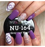 NuGenesis NUGENESIS Grapes of Wrath - Nail Dipping Color Powder 43g NU 164