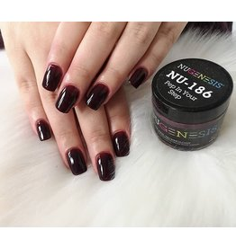 NuGenesis NUGENESIS Pep In Your Step - Nail Dipping Color Powder 43g NU 186