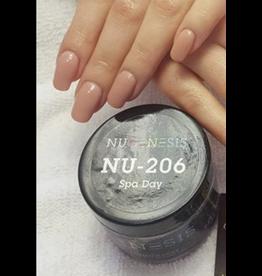 NuGenesis NUGENESIS - Nail Dipping Color Powder 43g NU 206 Spa Day