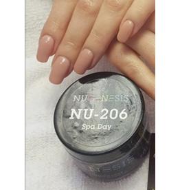 NuGenesis NUGENESIS Spa Day - Nail Dipping Color Powder 43g NU 206