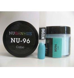 NuGenesis NUGENESIS Cabo - Nail Dipping Color Powder 43g NU 96