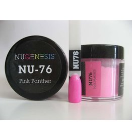 NuGenesis NUGENESIS Pink Panther - Nail Dipping Color Powder 43g NU 76