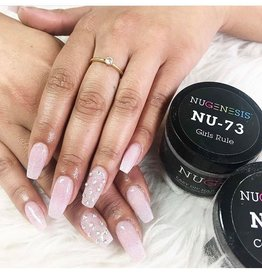 NuGenesis NUGENESIS Girls Rule - Nail Dipping Color Powder 43g NU 73