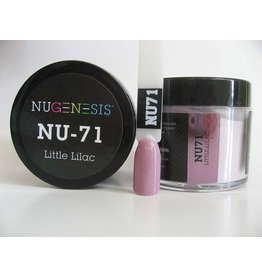 NuGenesis NUGENESIS Little Lilac - Nail Dipping Color Powder 43g NU 71