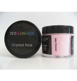 NuGenesis NUGENESIS - Nail Dipping Color Powder 43g Crystal Pink