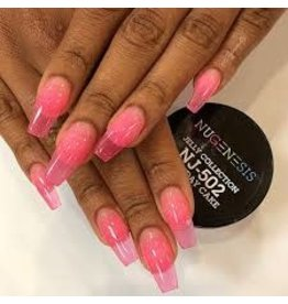NuGenesis NUGENESIS Jelly Collection Birthday Cake - Nail Dipping Color Powder 43g NJ 502