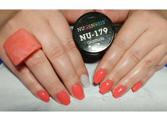 NUGENESIS - Dip Powder Colours