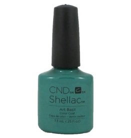 CND CND Shellac - Art Basil 7.3 ml