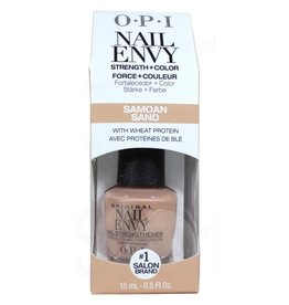 OPI OPI Nail Envy Strength + Color Samoan Sand with Wheat Protein