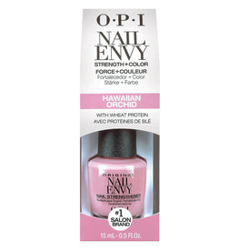 OPI OPI Nail Envy Strength + Color Hawaiian Orchid with Wheat Protein