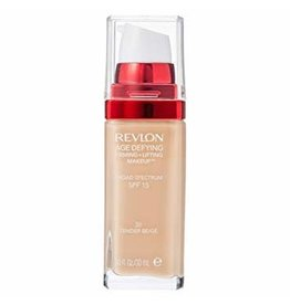 Revlon Revlon 20 Tender Beige Age Defying Firming + Lifting Makeup Liq.30ml