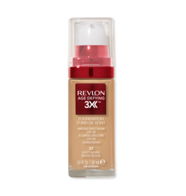 Revlon Revlon 30 Soft Beige Age Defying Firming + Lifting Makeup Liq.30ml