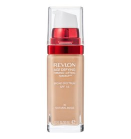 Revlon Revlon 35 Natural Beige Age Defying Firming + Lifting Makeup Liq.30ml