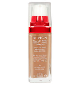 Revlon Revlon 50 Honey Beige Age Defying Firming + Lifting Makeup Liq.30ml