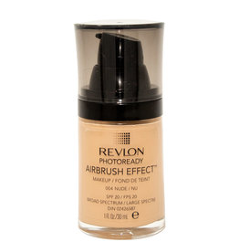 Revlon Revlon Photoready 004 Nude SPF 20 Airbrush Effect Makeup 30ml
