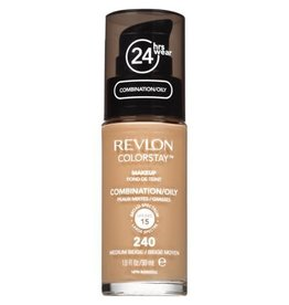 Revlon Revlon Colorstay 240 Medium Beige SPF 15 - Combination/Oily - Makeup 24 hrs wear 30ml