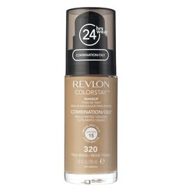 Revlon Revlon Colorstay 320 True Beige SPF 15 - Combination/Oily - Makeup 24 hrs wear 30ml