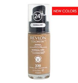 Revlon Revlon Colorstay 330 Natural Tan SPF 15 - Normal/Dry - Makeup 24 hrs wear 30ml