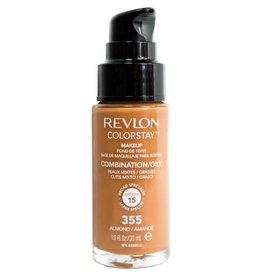 Revlon Revlon Colorstay 355 Almond SPF 15 - Combination/Oily - Makeup 24 hrs wear 30ml