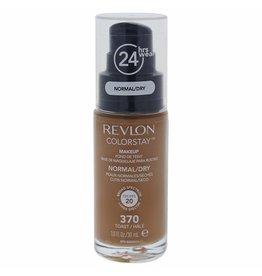Revlon Revlon Colorstay 370 Toast SPF 15 - Normal/Dry - Makeup 24 hrs wear 30ml