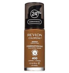 Revlon Revlon Colorstay 400 Caramel SPF 15 - Combination/Oily - Makeup 24 hrs wear 30ml
