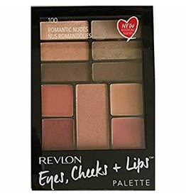 Revlon Revlon Eyes + Cheeks + Lips Palette 100 Romantic Nudes