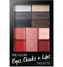 Revlon Revlon Eyes + Cheeks + Lips Palette 200 Seductive Smokies