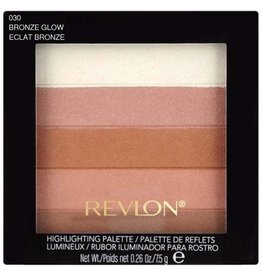Revlon Revlon 030 Bronze Glow Highlighting Palette Lumineux 7.5g