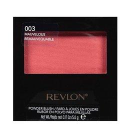 Revlon Revlon 003 Mauvelous Powder Blush 5.0g