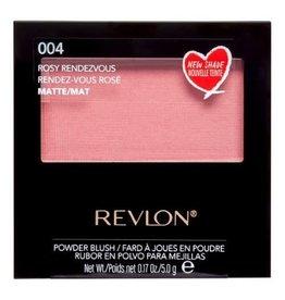Revlon Revlon 004 Rosy Rendezvous Matte Powder Blush 5.0g