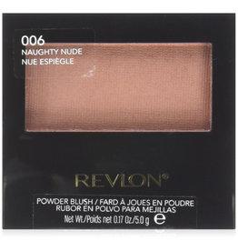 Revlon Revlon 006 Naughty Nude Powder Blush 5.0g