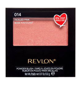 Revlon Revlon 014 Tickled Pink Rose Powder Blush 5.0g