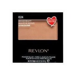 Revlon Revlon 024 Bronze Beauty Satin Powder Blush 5.0g