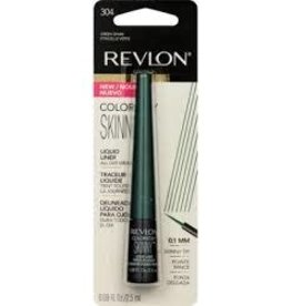 Revlon Revlon Colorstay Skinny Tip 304 Green spark Liquid Liner 0.1mm - All Day Wear 2.5ml