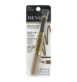 Revlon Revlon Colorstay Brow Fantasy 104 Dark Blonde Pencil & Gel, Clors, Shapes & Sets Brows 0.31g