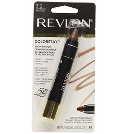 Revlon Revlon Colorstay Brown Crayon 310 Soft Brown - up to 24 hrs - Perfectly Defined Brows in one stroke 2.6g