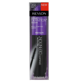 Revlon Revlon 202 Black Dramatic Definition Mascara 8.5ml