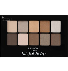 Revlon Revlon Colorstay - Not Just Nudes - 01 Passionate Nudes Shadow Palette 14.2g