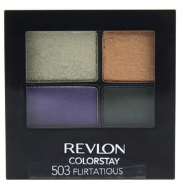 Revlon Revlon Colorstay 503 Flirtatious - 16 Hour Eye Shadow 4.8g