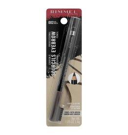 Rimmel Rimmel London Professional Eyebrow Pencil 02 Hazel, Shape & Define 1.4g