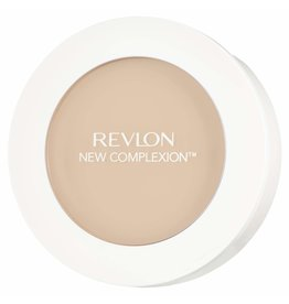 Revlon Revlon 01 Ivory Beige new complexion one-step compact makeup SPF 15, 9.9g