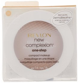 Revlon Revlon 05 Medium Beige new complexion one-step compact makeup SPF 15, 9.9g